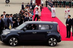 Jennifer Lawrence and 9 More Wealthy Celebrities Who Drive Humble Cars