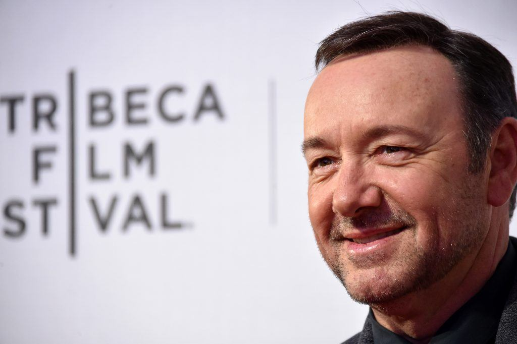 Kevin Spacey   Mike Coppola/Getty Images