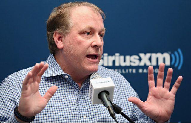 Former ESPN Analyst Curt Schilling talks about his ESPN dismissal and politics