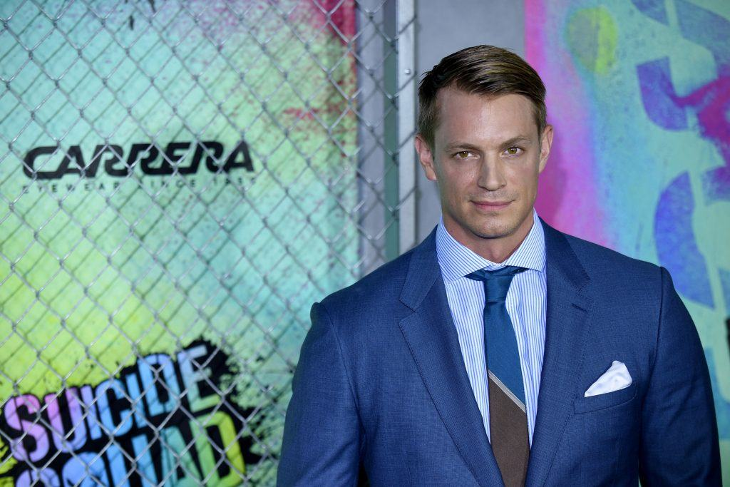 Joel Kinnaman | Bryan Bedder/Getty Images