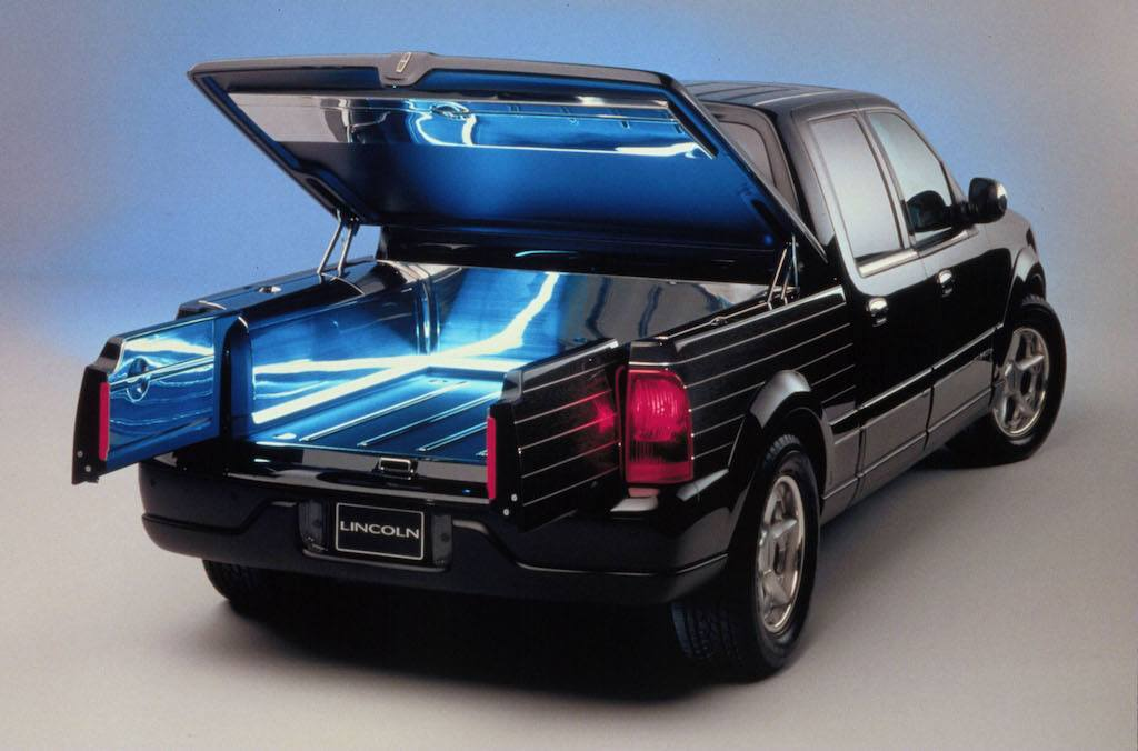 1999 Lincoln Blackwood concept | Ford Motor Company