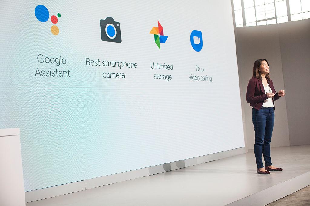 Sabrina Ellis, Director of Product Management at Google Inc.