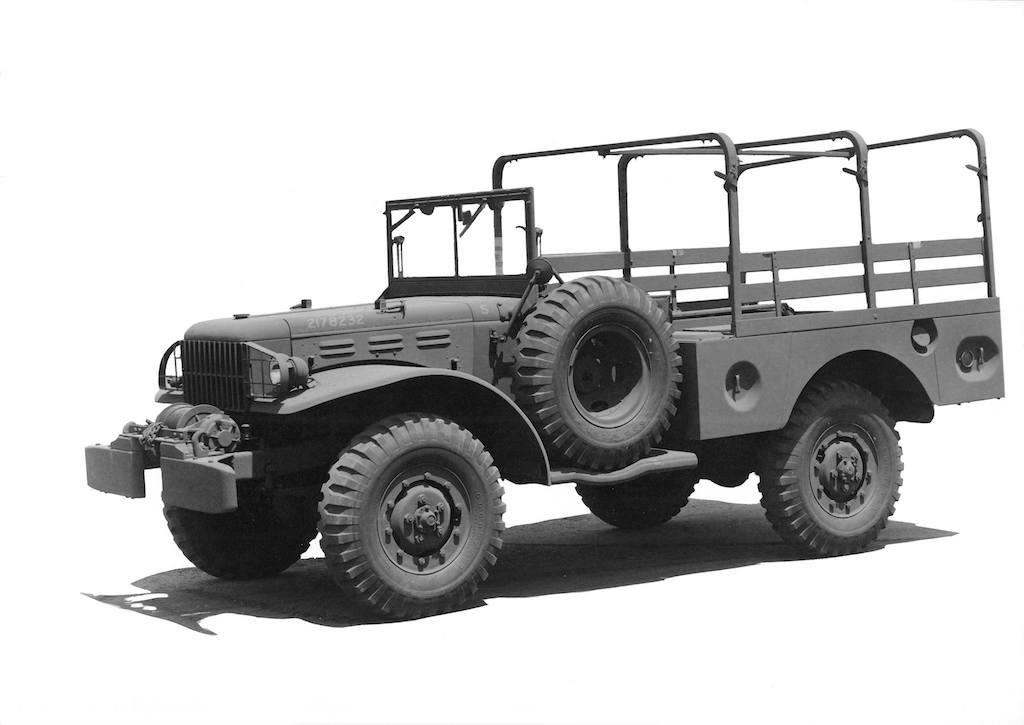 1940 Dodge WC U.S. Army truck