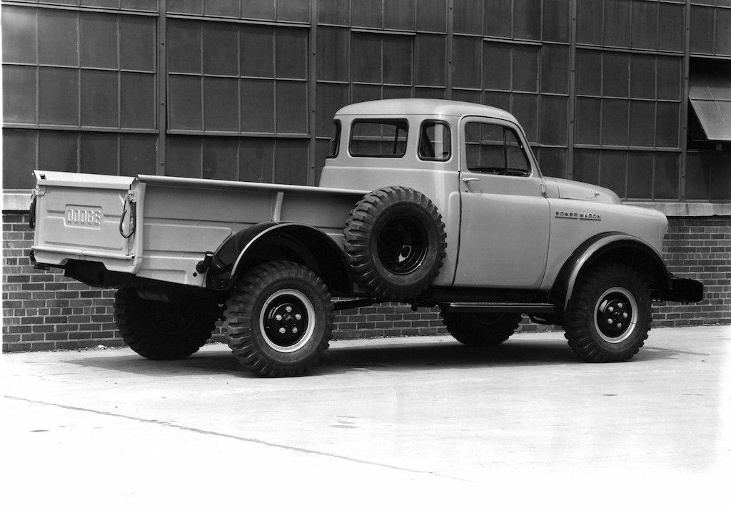 1957 Dodge W100 Power Wagon