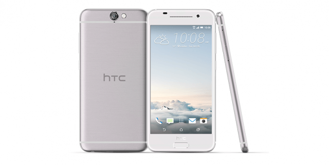 HTC One A9 - phones that look like iPhones