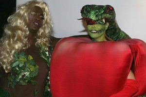 Celebrity Couples Who Owned Halloween