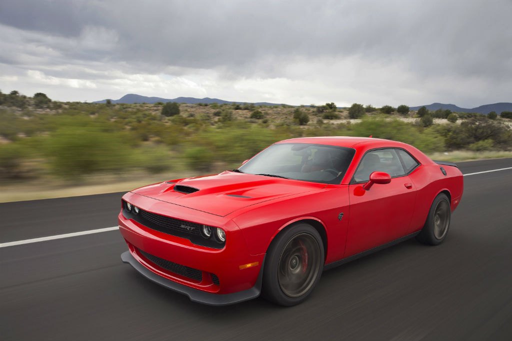 Superieur 2017 Dodge Challenger SRT Hellcat | Dodge