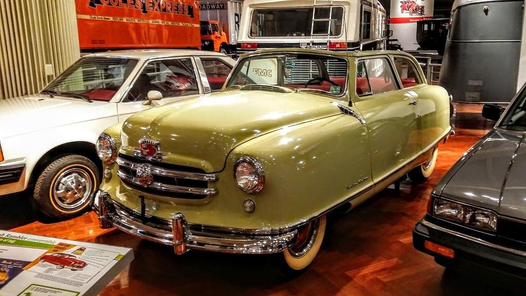 1950 Nash Rambler convertible