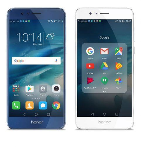 Huawei Honor 8 - best Android phone 2016