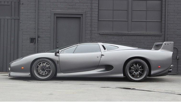 jaguar xj 220s