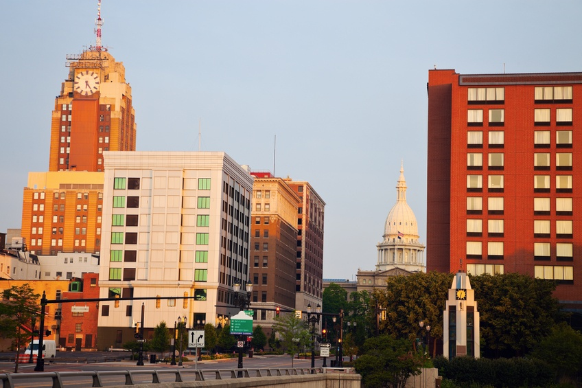 Lansing, Michigan city