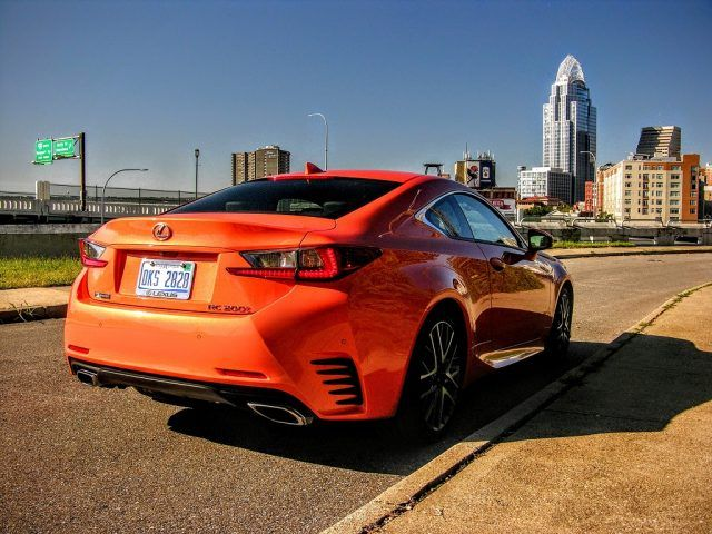 Turbocharged Lexus engineering | Micah Wright/Autos Cheat Sheet