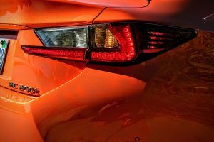 2016 Lexus RC200t Review: The Statement-Making Commuter's Coupe