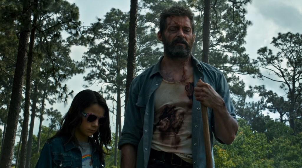 Logan and X-23