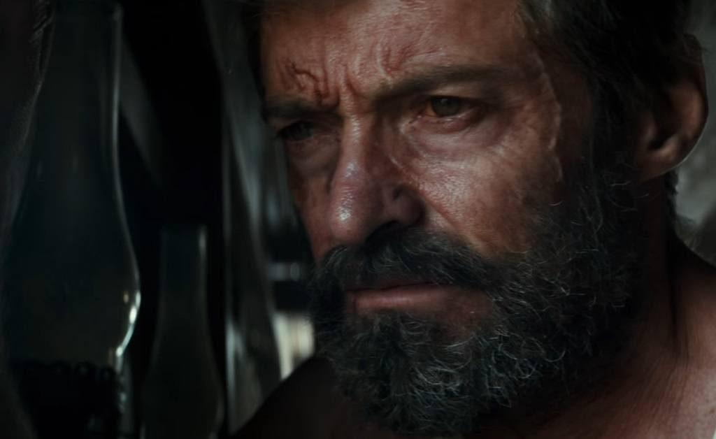 Hugh Jackman in Logan
