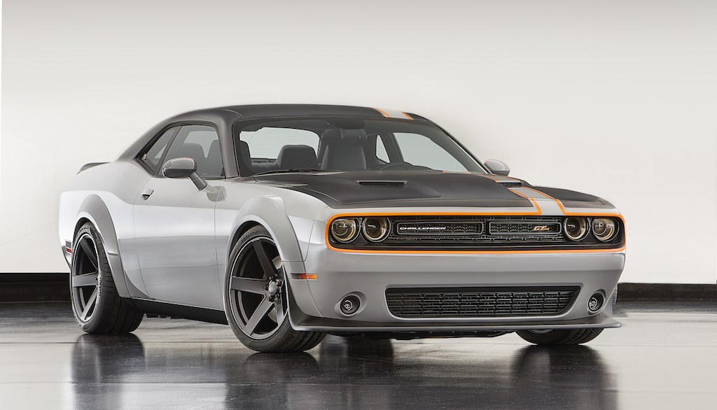 2015 Dodge Challenger GT AWD concept