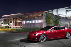 New Tesla Model S 100D Rated at 335 Miles of Electric Range