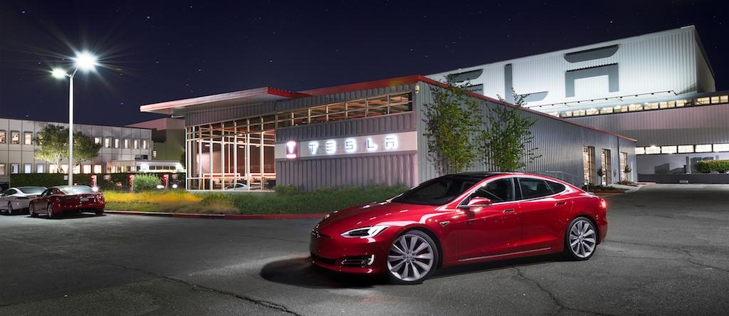 The 2017 Tesla Model S