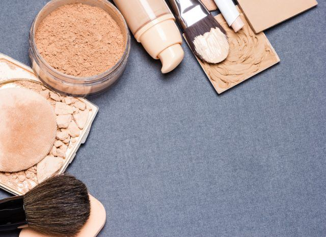 Makeup products and accessories