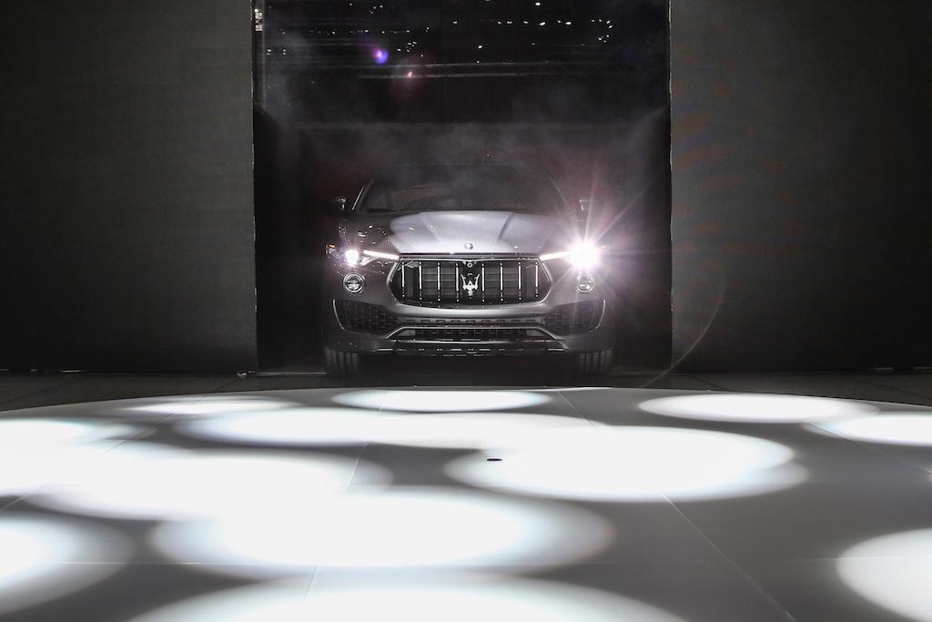 2017 Maserati Levante   Maserati