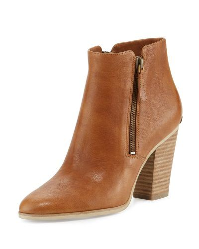 Michael Kors Denver Leather bootie
