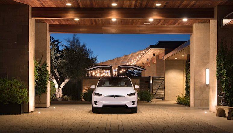 2016 Tesla Model X   Tesla