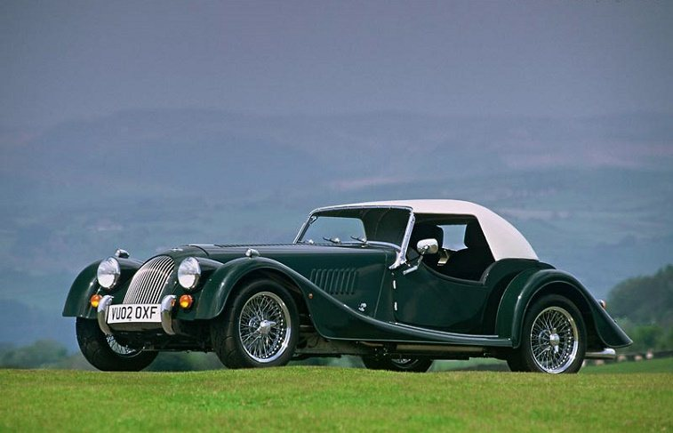 Morgan LeMans '62 Prototype