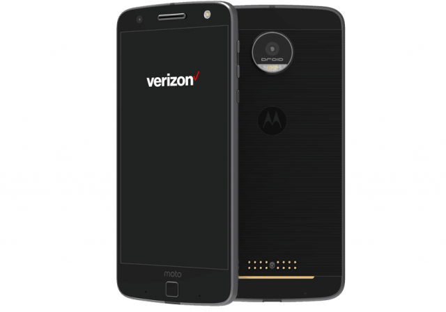 Motorola Moto Z Force Droid - best Android phone 2016