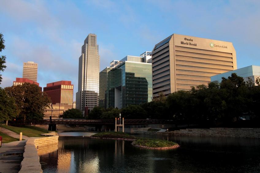 Downtown Omaha, NE