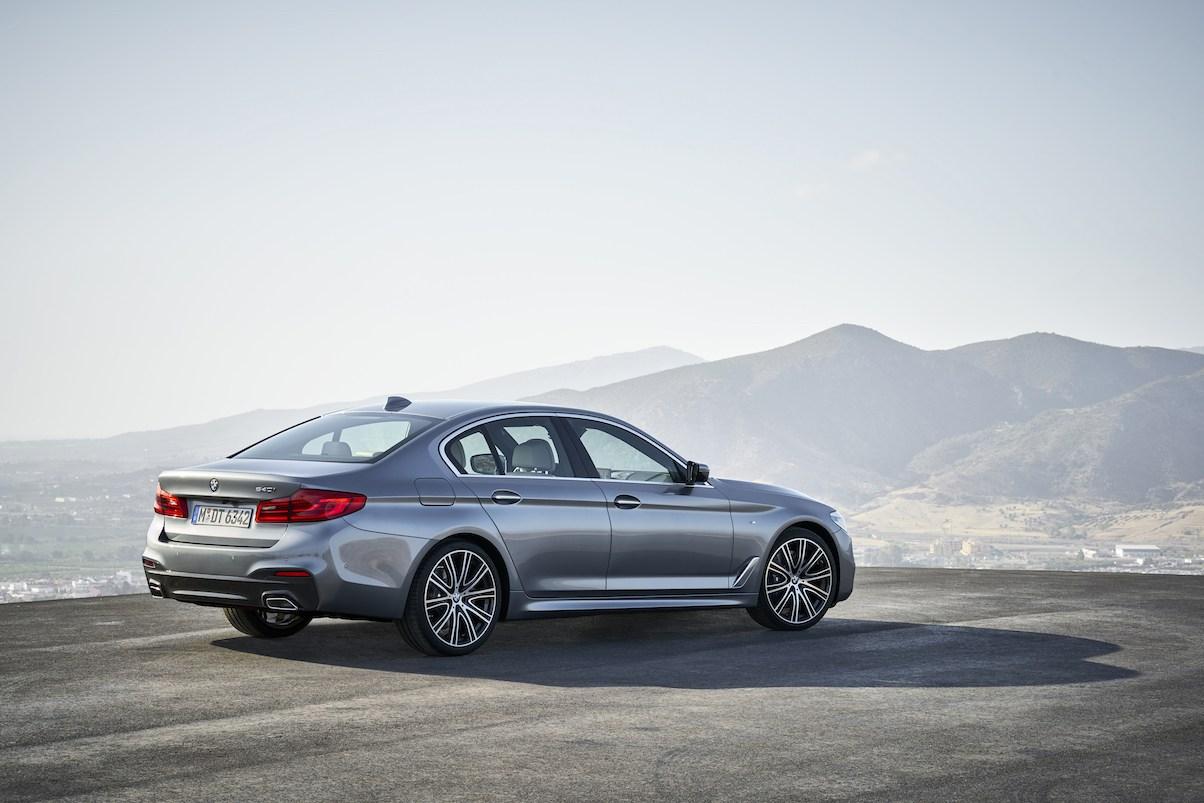 2017 BMW 5 Series | BMW
