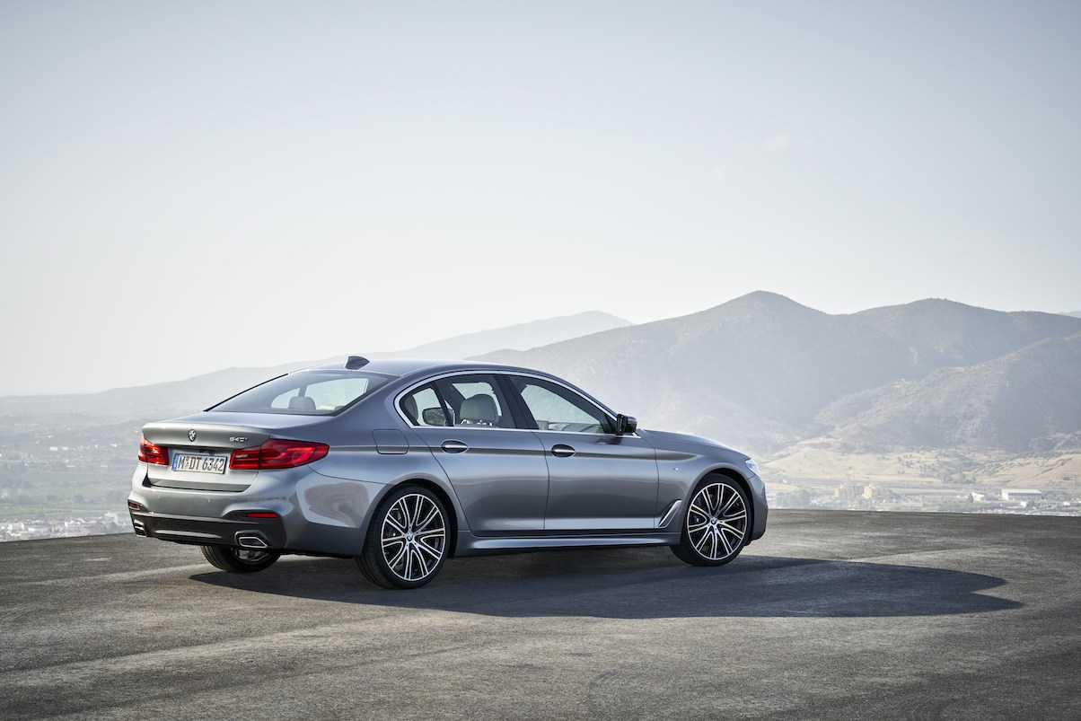 2017 BMW 5 Series   BMW