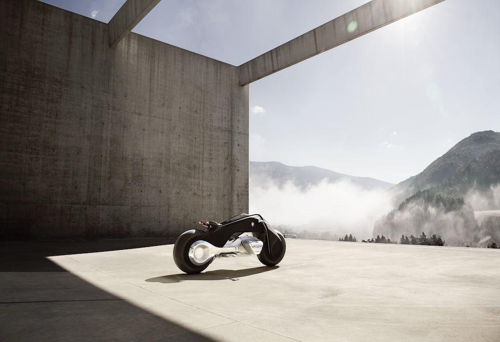 BMW Motorrad Vision Next 100   BMW