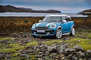 Mini Goes Big and Bold With the 2017 Countryman