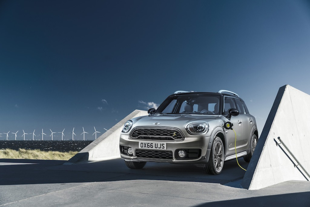 2017 Mini Countryman S E All4