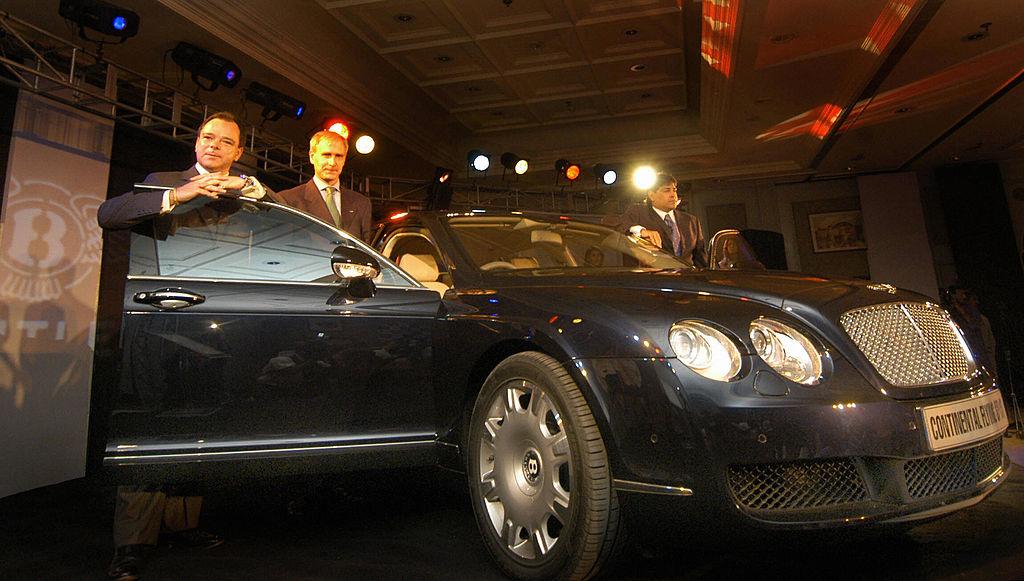 Regional Director Bentley Motors Middle East