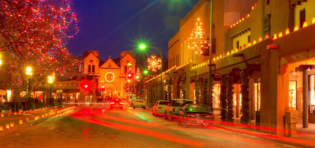 Santa Fe street