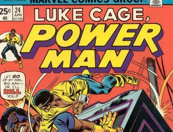 Power Man Luke Cage comics