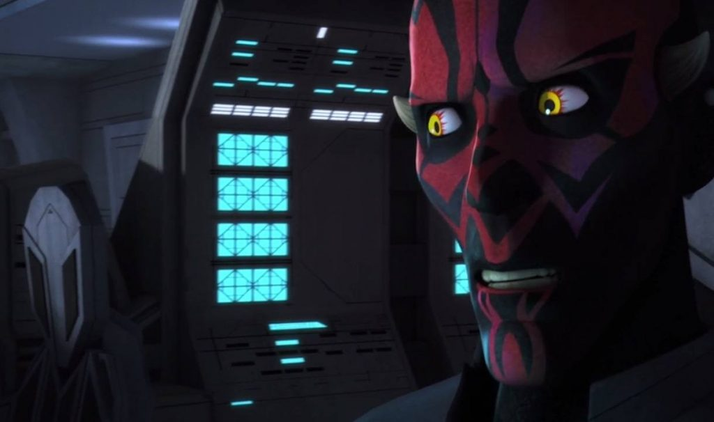 Darth Maul - Star Wars: Rebels Season 3