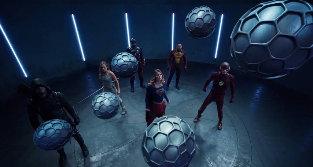 CW Superhero Crossover