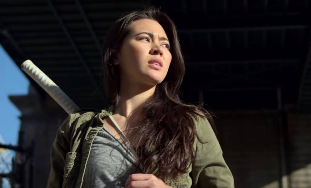 Jessica Henwick as Colleen Wing - Iron Fist