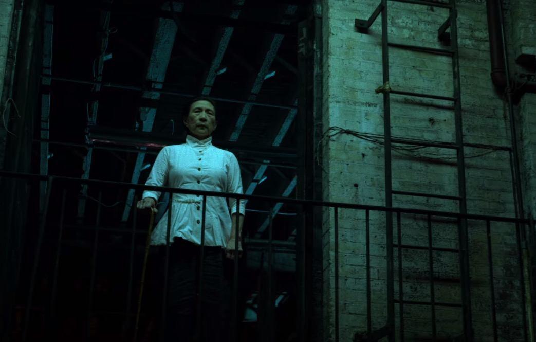Madam Ghou - Iron Fist on Netflix