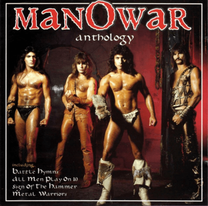 Anthology by Manowar
