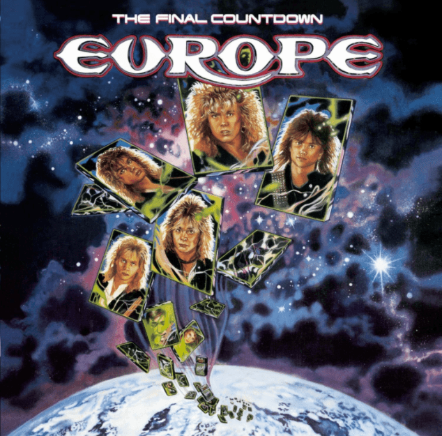 Album artwork for The Final Countdown by Europe