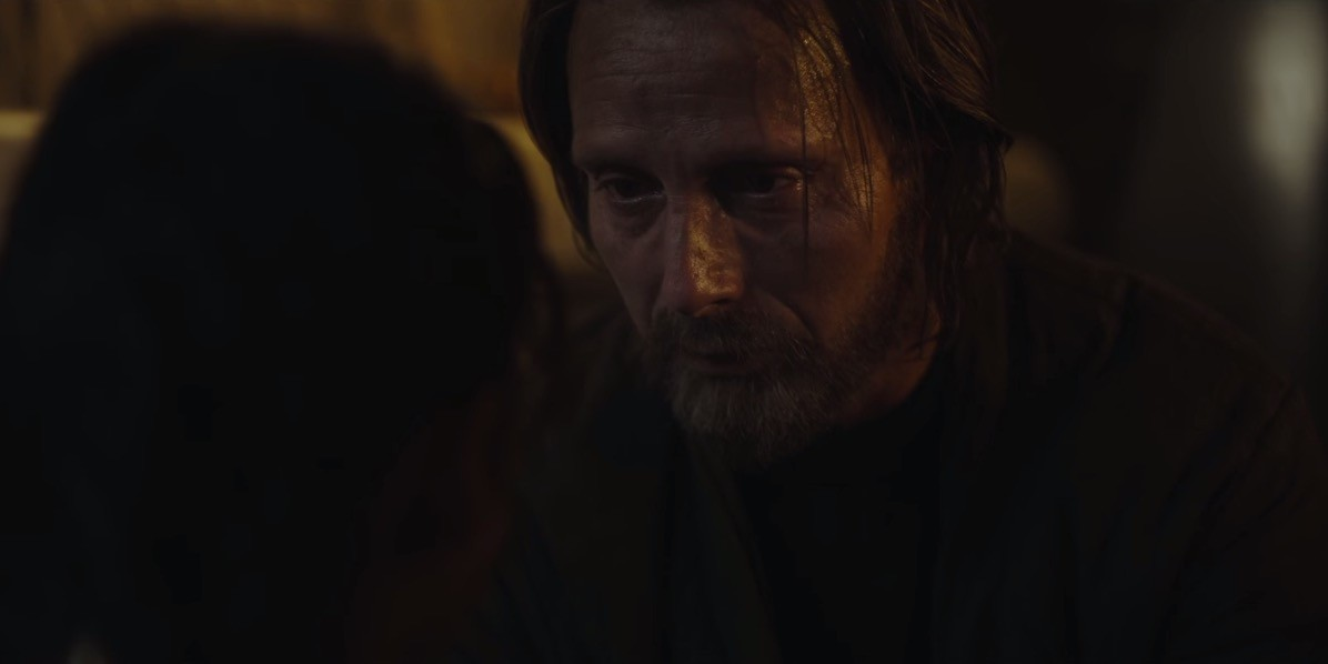 Mads Mikkelsen as Galen Erso in Rogue One