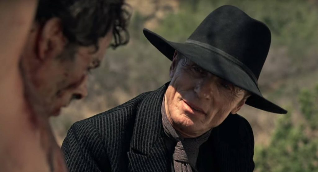 Ed Harris - Westworld on HBO