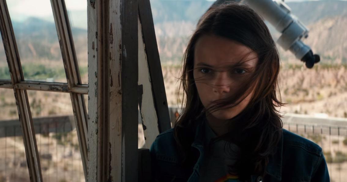 X-23 in Logan