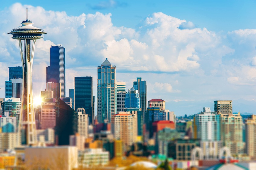 Seattle, Washington cityscape