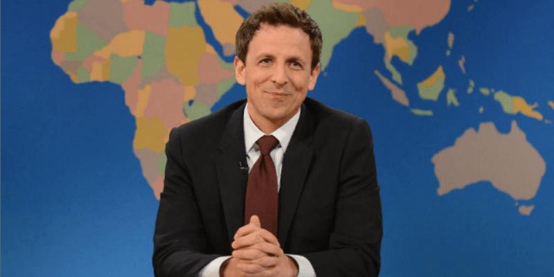Seth Meyers on Saturday Night Live