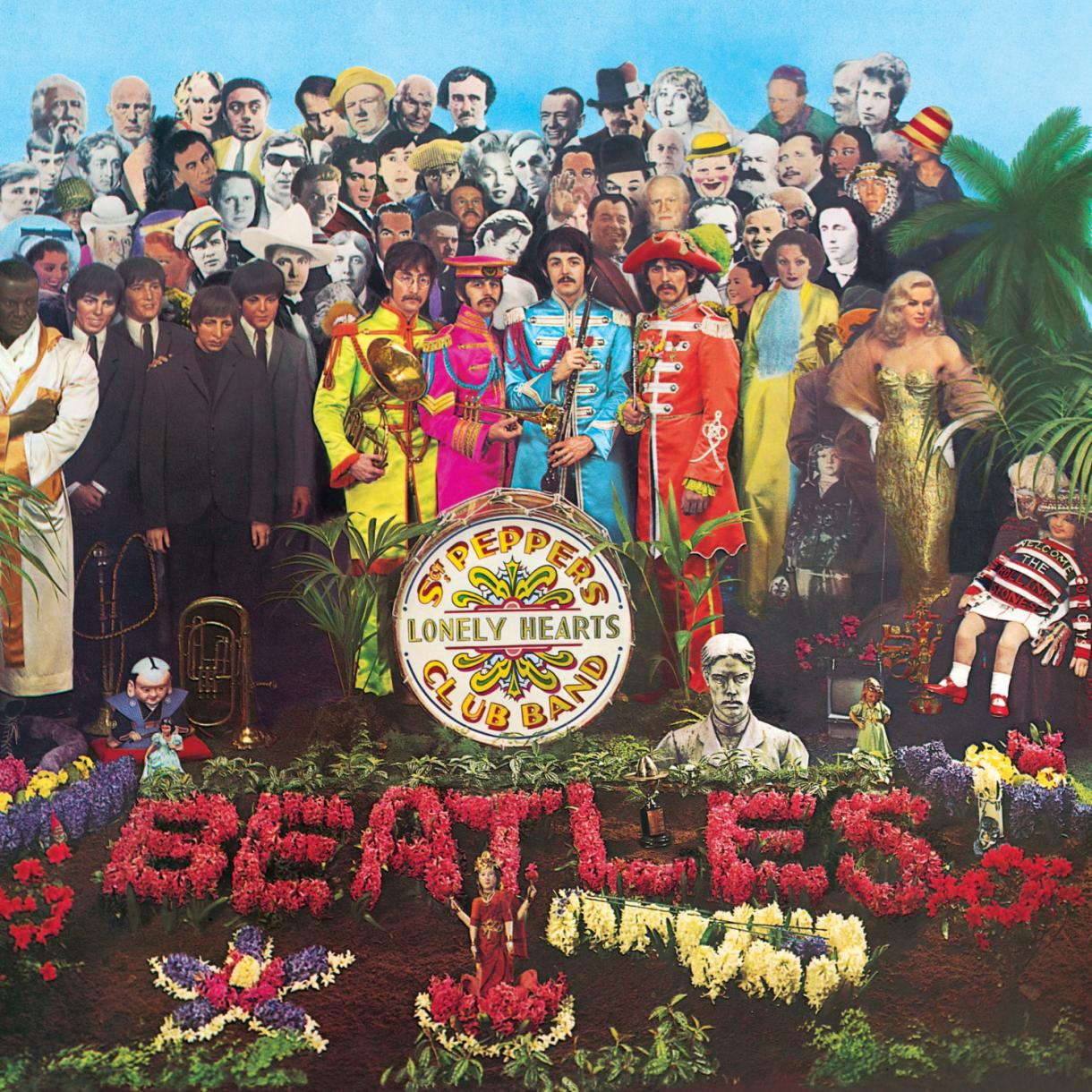 Sgt. Peppers Lonely Hearts Club Band   Capitol