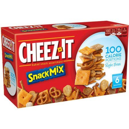 100-calorie snack packs